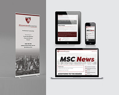 MSC Group Branding