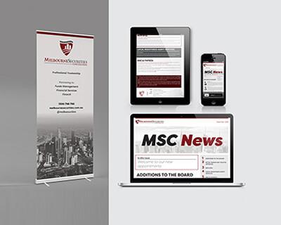MSC Group Branding