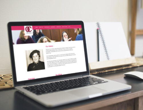 Ohel Chana Website Rebrand
