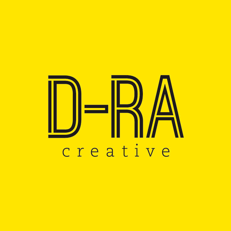 D-RA Creative Agency Logo